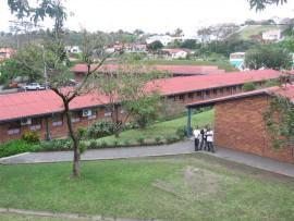Present school: Port Shepstone Primary in Andreasen Street houses 1025 pupils.