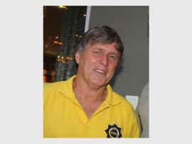 Involved: John Irven, chairman of Community Safety Organisation (CSO).