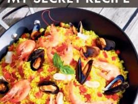my secret recipe