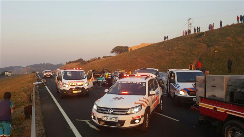 Update: Death toll rises in Hibberdene horror crash | South Coast Herald