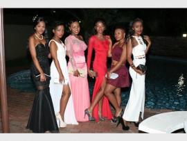 Andile Koko, Yamkela Ncwandi, Yanga Geza, Namhla Dweba, Siyolise Mdaniso and Chumane Gwabeni. PHOTO BY MANOJ RAMSAYI