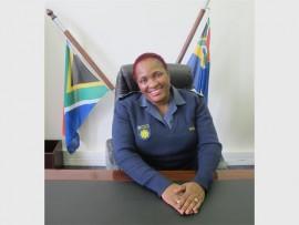 Brigadier Sandra Nala.