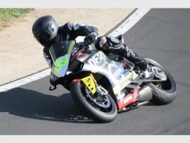 Top speeds: Former local Jade Gutzeit competes in the SuperGP Champion's Trophy. 1791vee