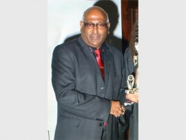 The late Pastor Sonny Moodley from Faith Celebration Centre.