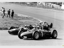 Flashback: Mexican racer Ricardo Rodriguez in 1962.