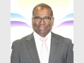 Ugu Municipal Manager DD Naidoo.