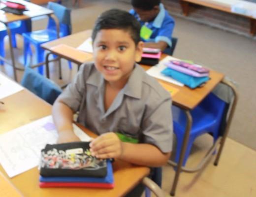 WATCH: #Grade 1 2017 first day at 'big school'