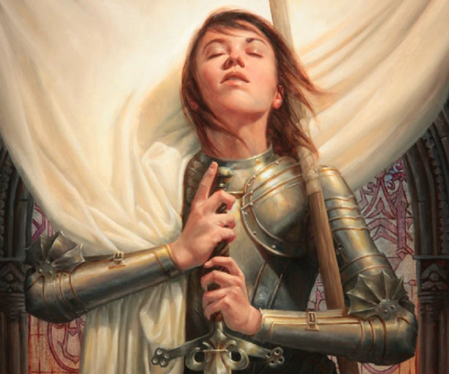 saint joan as a historical play In my humble opinion i believe saint joan of arc is even more important for us today than she has ever been since the time of her canonization.
