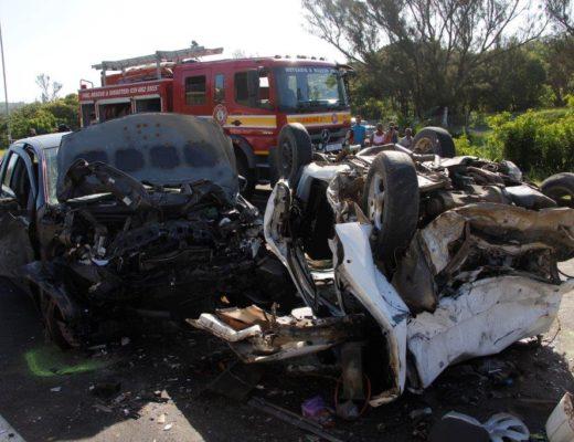 WATCH: Survivor of fatal Port Shepstone crash tells his