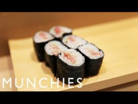 How to Eat Sushi: You've Been Doing it Wrong