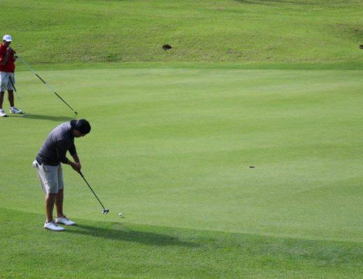 Mens golf comes in seventh place in Sandpiper Invitational class=