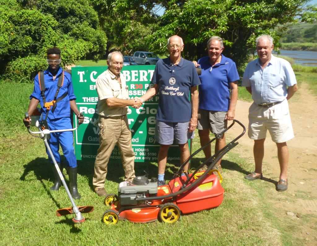 TC Robertson Nature Reserve benefits from annual car show - South Coast Herald - News and blogs - Hot Rod Time sccs
