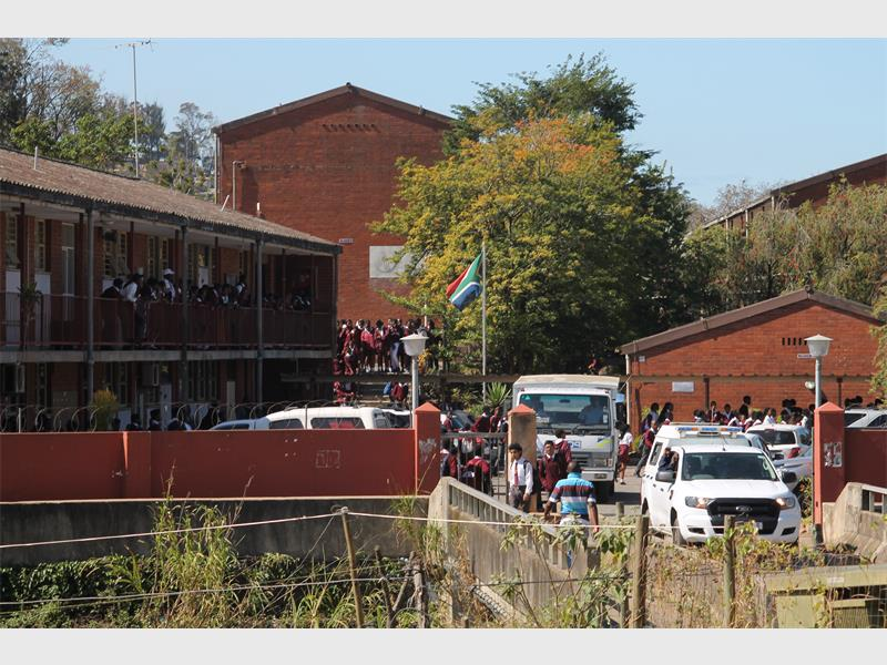 School pupils demand to dance, smoke | South Coast Herald