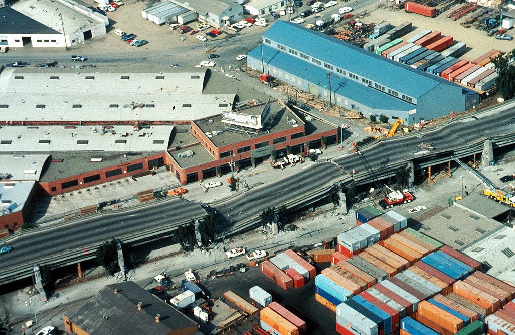 Natural disaster: 3.7 quake hits near Soledad, Calif.
