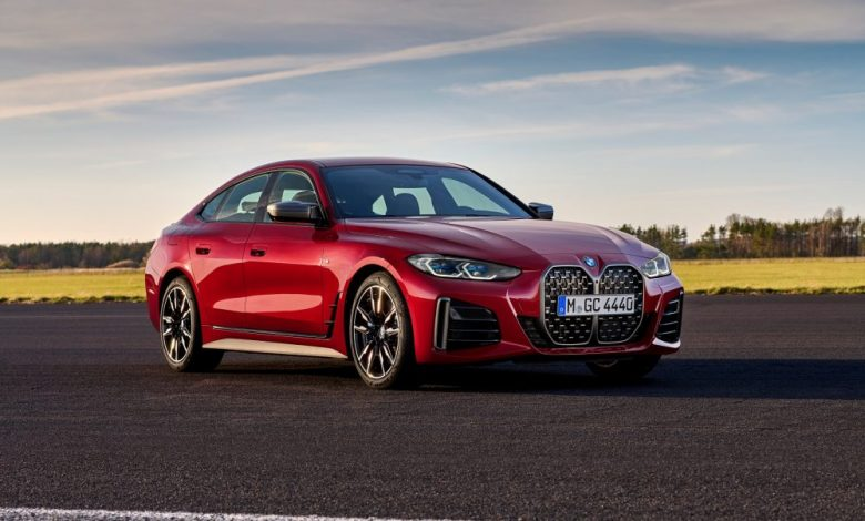Practical new BMW 4 Series Gran Coupe revealed - South Coast Herald