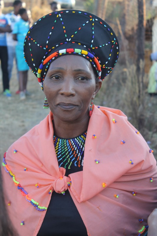 Jubilation as comrades winner weds pmb policewoman public eye busi maphanga is proud of her daughter nomusas choice of husband in gift kelehe negle Images