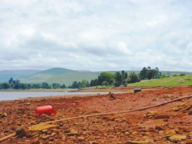 midmar dam drought pic (Small)