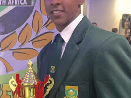 Hemal Heeralal jets off to India this weekend to represent South Africa