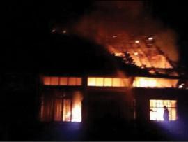 UKZN examination excessively burnt on Wednesday.
