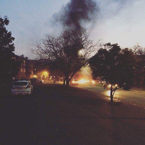 20 arrested after protests at UKZN Westville Campus
