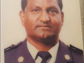 Captain Saravana Munsamy Govender,