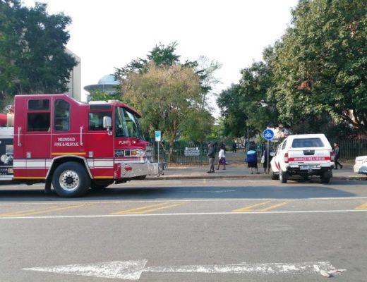 No fire at City Hall   Public Eye