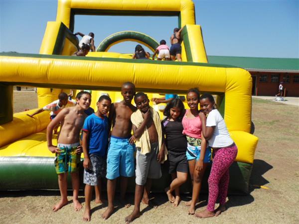 hayfields primary school fun day