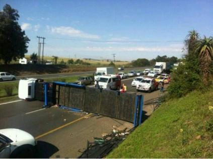 N3 accident- Expect delays   Maritzburg Sun