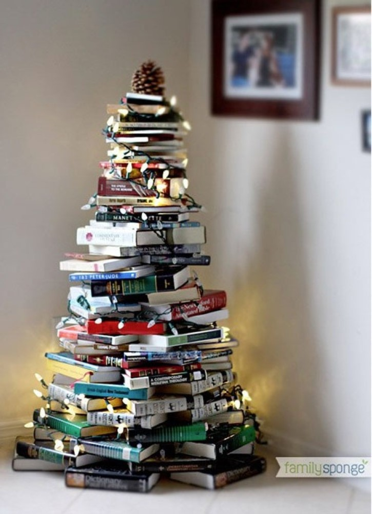 Homemade Christmas Tree Ideas That Cost Next To Nothing Public Eye