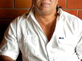 Former policeman Brian Treasurer is alleged to have been paid by Rajivee Soni to hire two men to kill Dr Bhavish Sewram