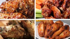 Did you know you can make chicken wings in 7 different ways?