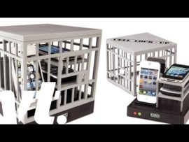 Phone Prison – A Device To Keep Everyone Off Their Phones