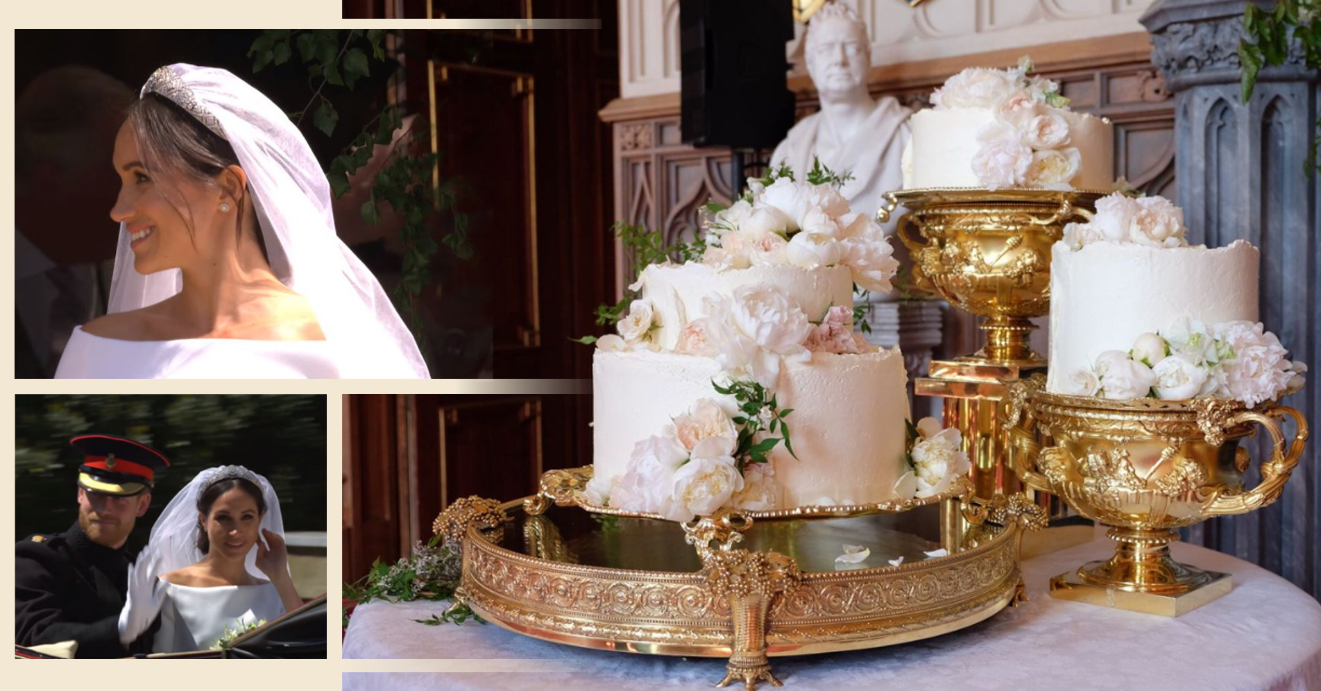 The Royal Wedding Cake Is So Much More Than Meets The Eye