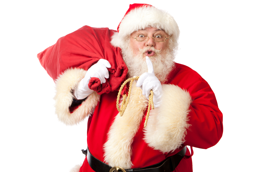 Father Christmas in Richards Bay   Events   Zululand Observer