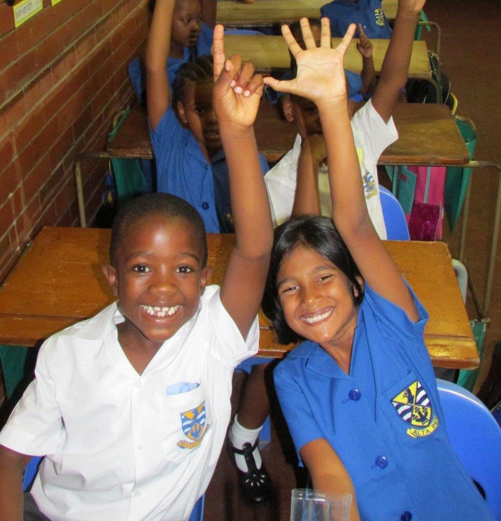 Grade 1 Arboretum Primary Zululand Observer