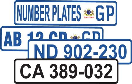new number plates mooted for kzn zululand observer. Black Bedroom Furniture Sets. Home Design Ideas