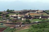 President Jacob Zuma's homestead in Nkandla
