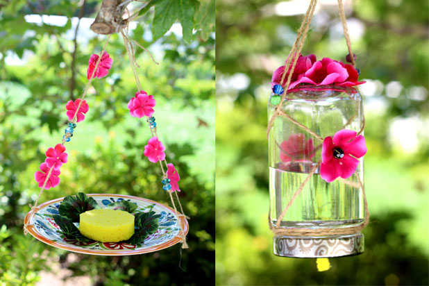 How To Make A Butterfly Feeder In 6 Steps