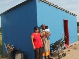 Sandra Naidoo and Gladys Khoza - determined to provide better education for uMzingazi Créche PHOTO: Wellington Makwakwa