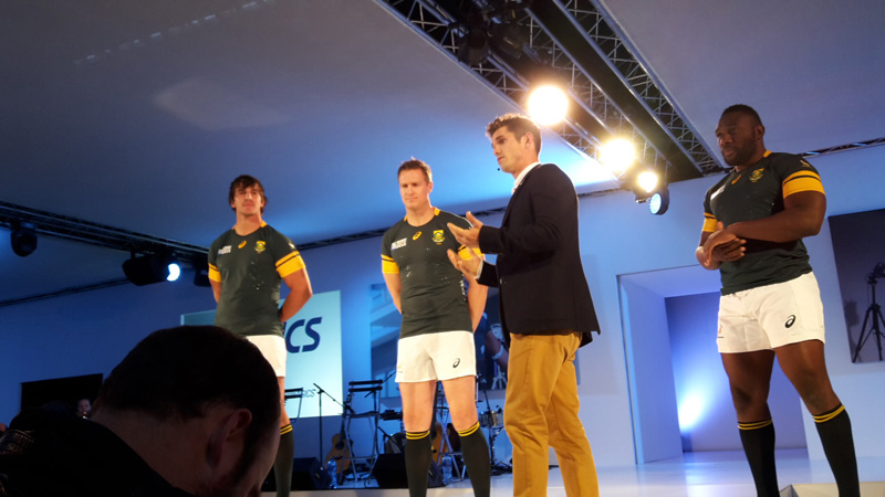 75beb0e9e1b Springboks target World Cup success with groundbreaking Asics ...