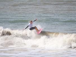 Heather Clark in action  PHOTO: Dave Savides