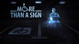 In This Mall, Holograms Of Disabled People Appear If You Try To Park In Their Space