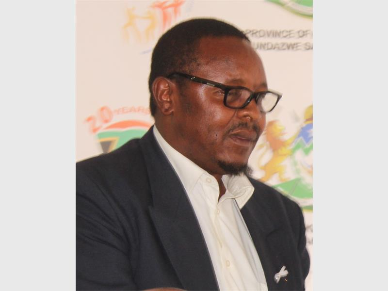Slain tribal leader Hendrick Mahlawula