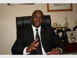uThungulu DoE District Director, David Chonco