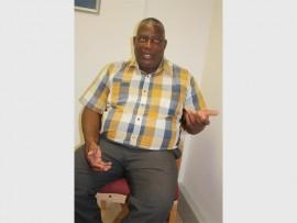 Fighting crime is Ward 29 Cllr Mthunzi Mathenjwa