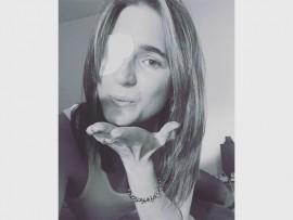 Despite undergoing multiple surgeries and painful cornea scrapes, Maxine Griffin remains positive