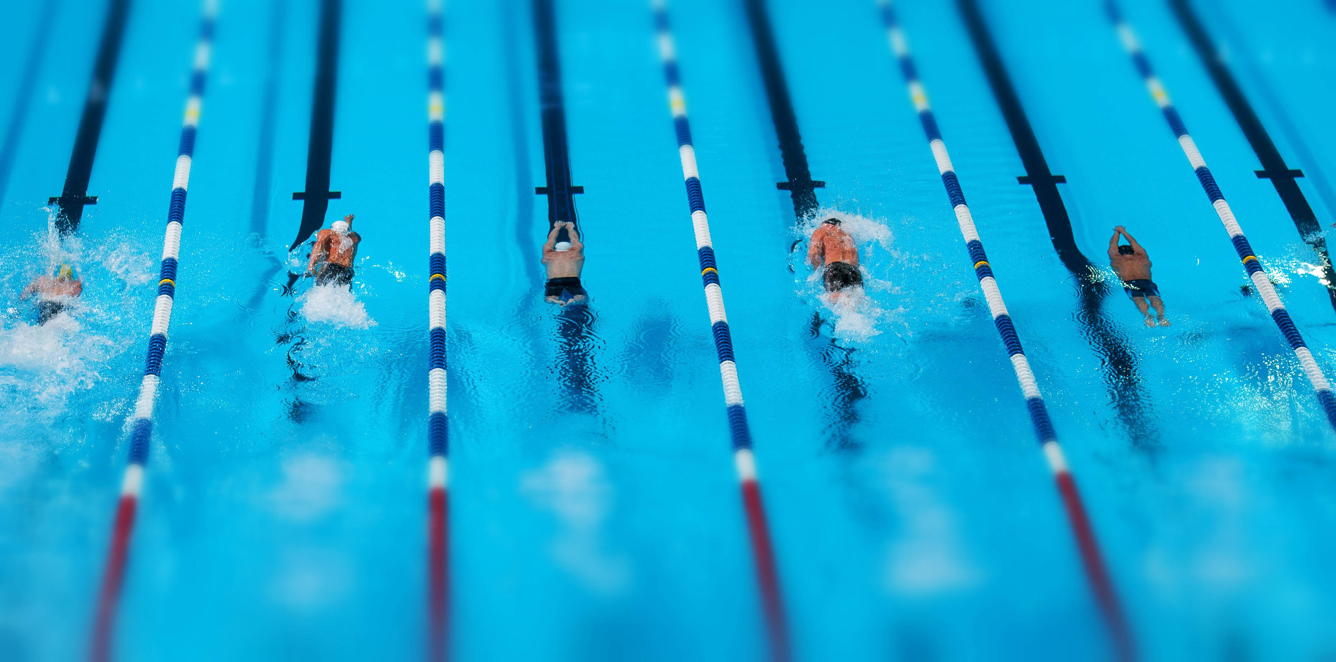 Harris Scoops Top Swim Award