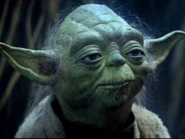 Today is Star Wars Day: May the 4th be with you!