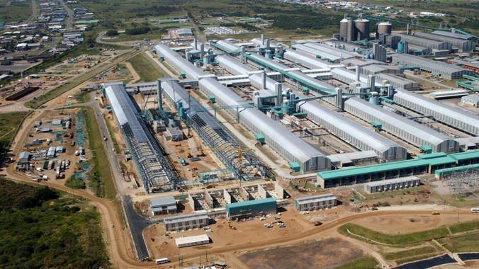 Dark Days For Bay Aluminium Smelter Zululand Observer