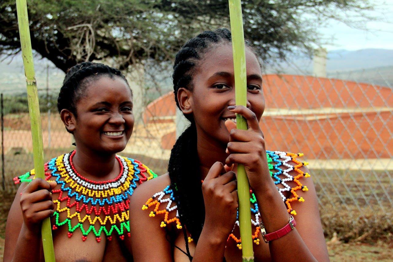 Umkhosi woMhlanga: This years Zulu Reed Dance was li